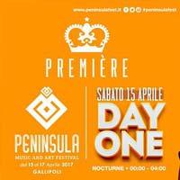 Peninsule Day One